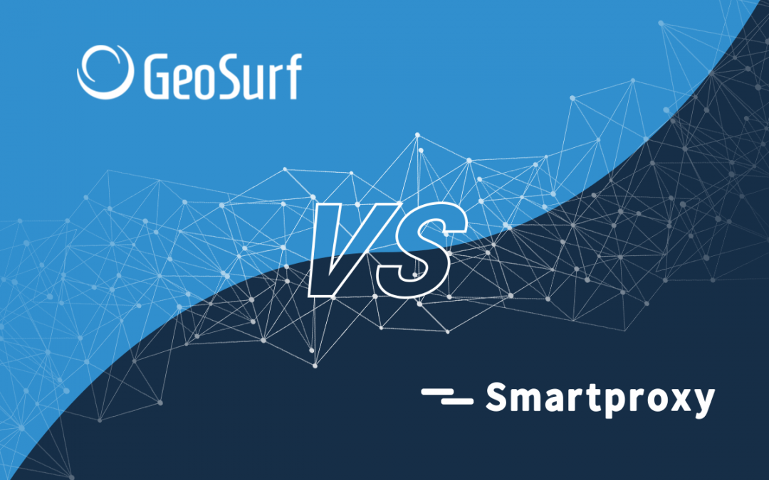 Geosurf vs. Smartproxy