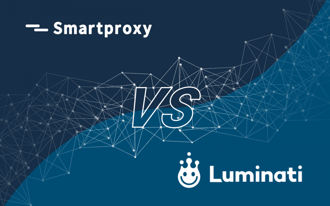 Smartproxy vs. Luminati