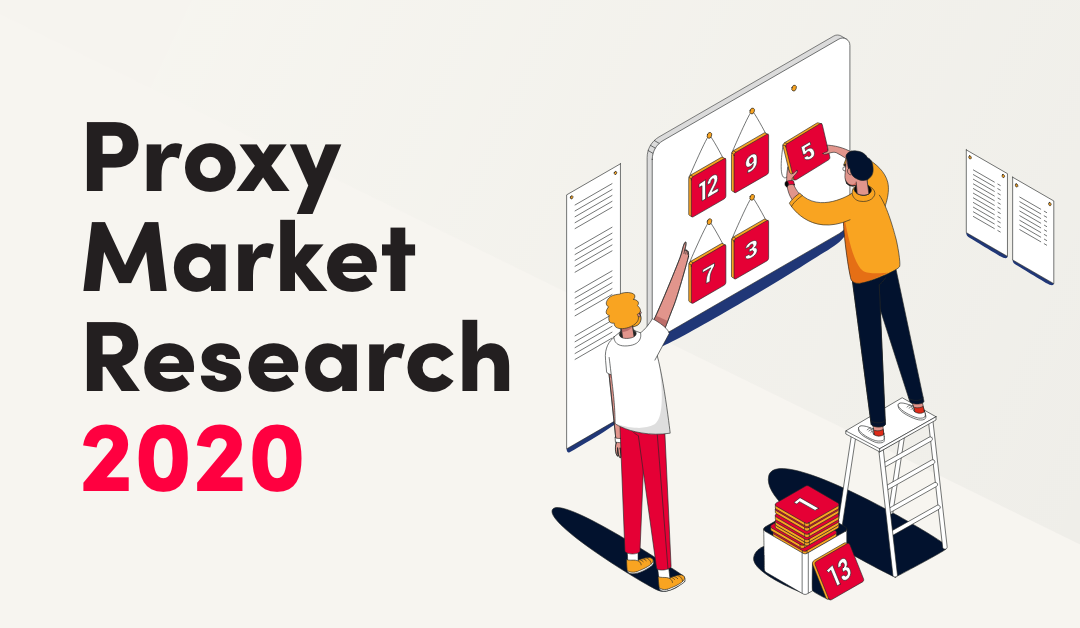 Proxy Market Research 2020